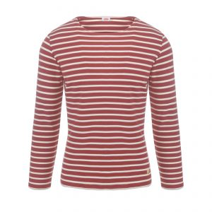 Marine Shirt Longsleeve Cannelle/Nature
