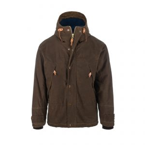 Mountain Jacket Dark Tan