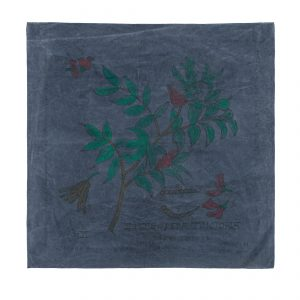 Laurel Labovits Bandana Blue