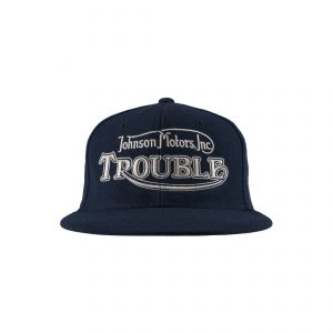 Trouble Garage Cap Dead Navy