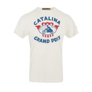 Catalina GP Classic T-Shirt Dirty White