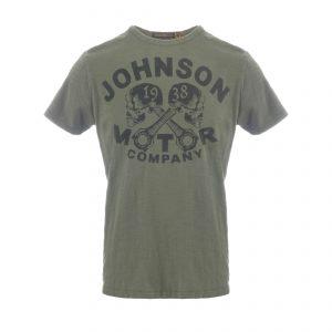 1938 Skulls T-Shirt Olive Drab