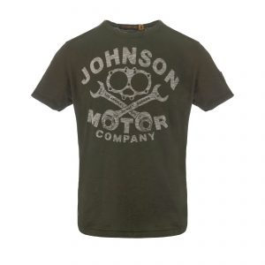 Gasket Co. T-Shirt Oak Green