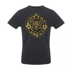 JM Tiger T-Shirt Grey Grey