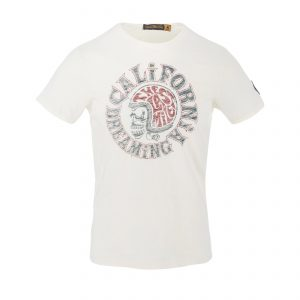 Last Mile T-Shirt Dirty White