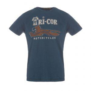 Tri-Cor Tiger T-Shirt Dead Navy
