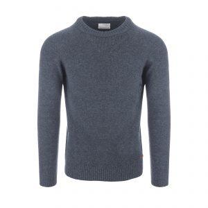 Pullover Dark Grey Melange