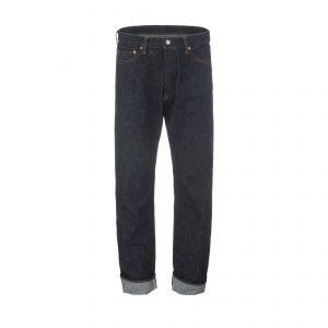 GTB Selvage King Size 15.7oz Raw Denim Jeans Indigo