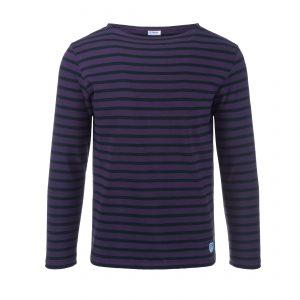 Marine Shirt Longsleeve Purple/Sapphir