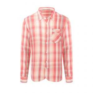 Seattle Shirt - Flannel Check 1 Shirt Red