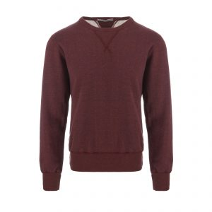 Training Sweat - Heavy Winter Fleece Bordeaux