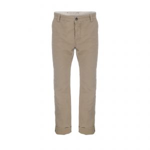 Cotton Pant Beige