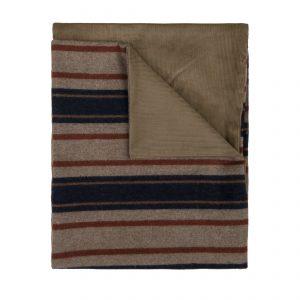 Corduroy Scarf Beige/Blanket Lined