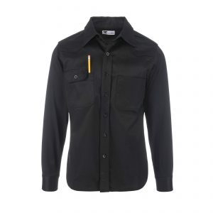 Topper Shirt 7.5oz Black
