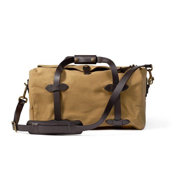 Filson. Small Duffle Bag Tan b745cf5bcddbe