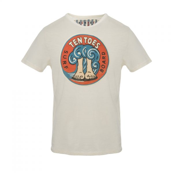 Sunset-Surf-T-Shirt-MMTS50115-Ten-Toes-Dirty-White-01-122