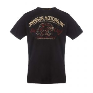 Johnson-Motors-T-Shirt-MMTS16309-Big-Chief-Black-Tar-01-17372