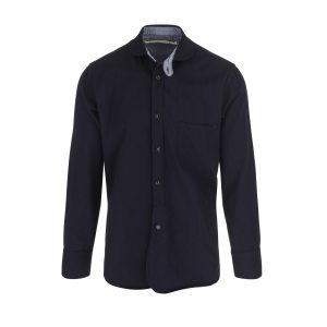 Scarti-Lab-310-SU254-Cotton-Shirt-Dark-Navy-01-0079