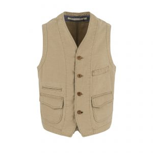 Scarti-Lab-403-SG824-Cotton-Vest-Tan-01-0117