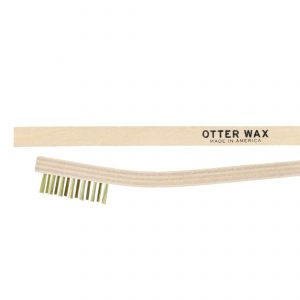 Otter-Wax-Brass-Scrub-Brush