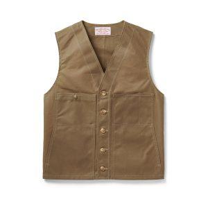 Oil Tin Cloth Vest