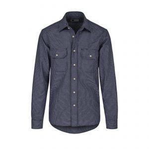 Tellason-Clampdown-Cotton-Shirt-Check-Blue-White-01-9