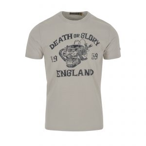 Johnson-Motors-T-Shirt-MMTS22709-Death-Or-Glory-White-Sand-01-3