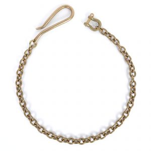 Rinouma-2,5mm-Oval-Chain-M-with-Shackle-S-10