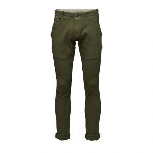 Knowledge-Cotton-heavy-twill-chino-green-70099-1090-01
