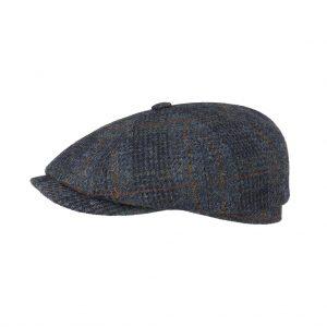 Stetson-hatteras-harris-tweed-virgin-wool-check-blue-6840307-222