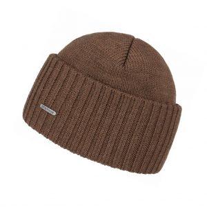 Stetson-merino-wool-beanie-brown-8519301-67