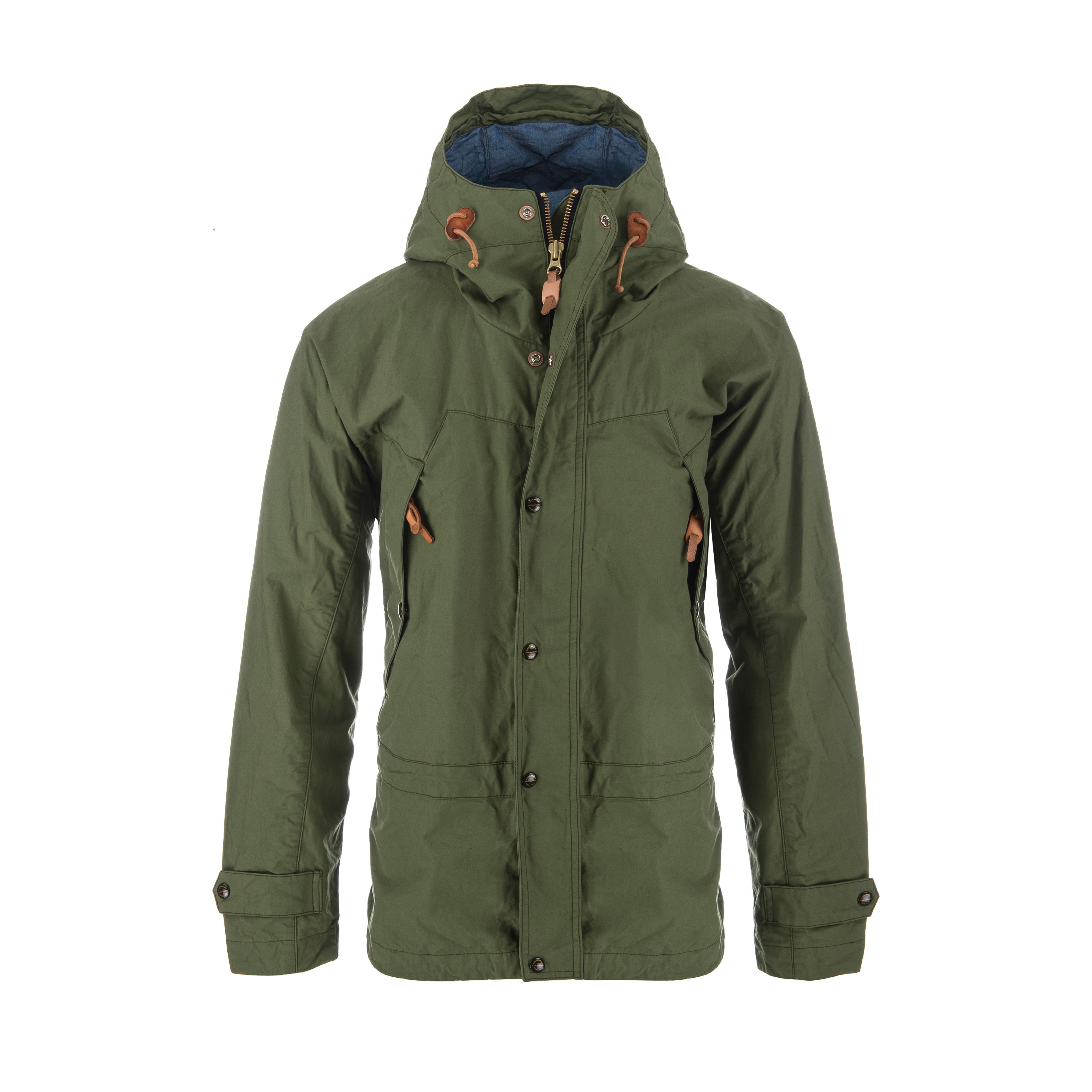 Field Jacket Green