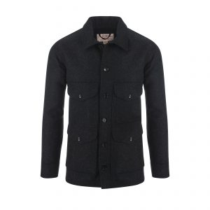 Mackinaw Cruiser Jacket Charcoal