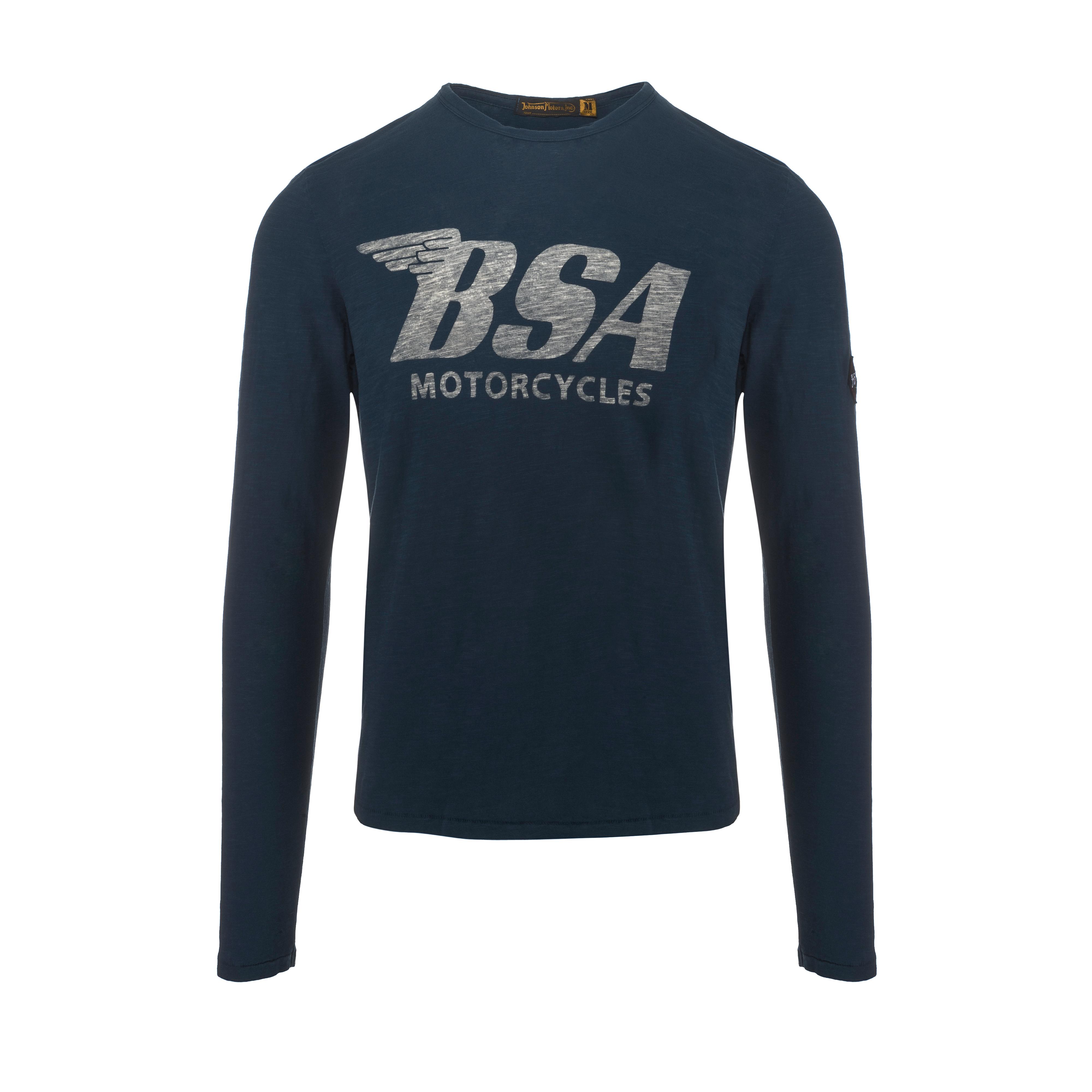 BSA Longsleeve Dead Navy