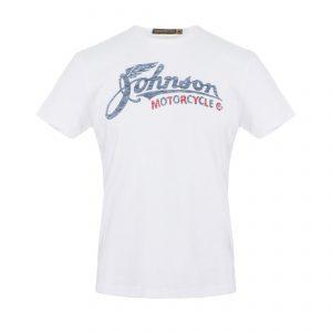Fuel N Gas T-Shirt Optic White