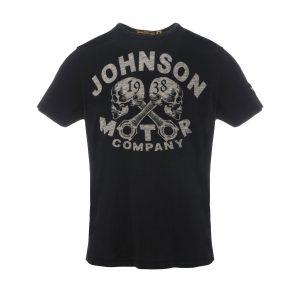 1938 Skulls T-Shirt Oiled Black