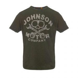 Gasket Co. T-Shirt Oak Green