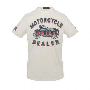 Ariel Dealer T-Shirt Dirty White