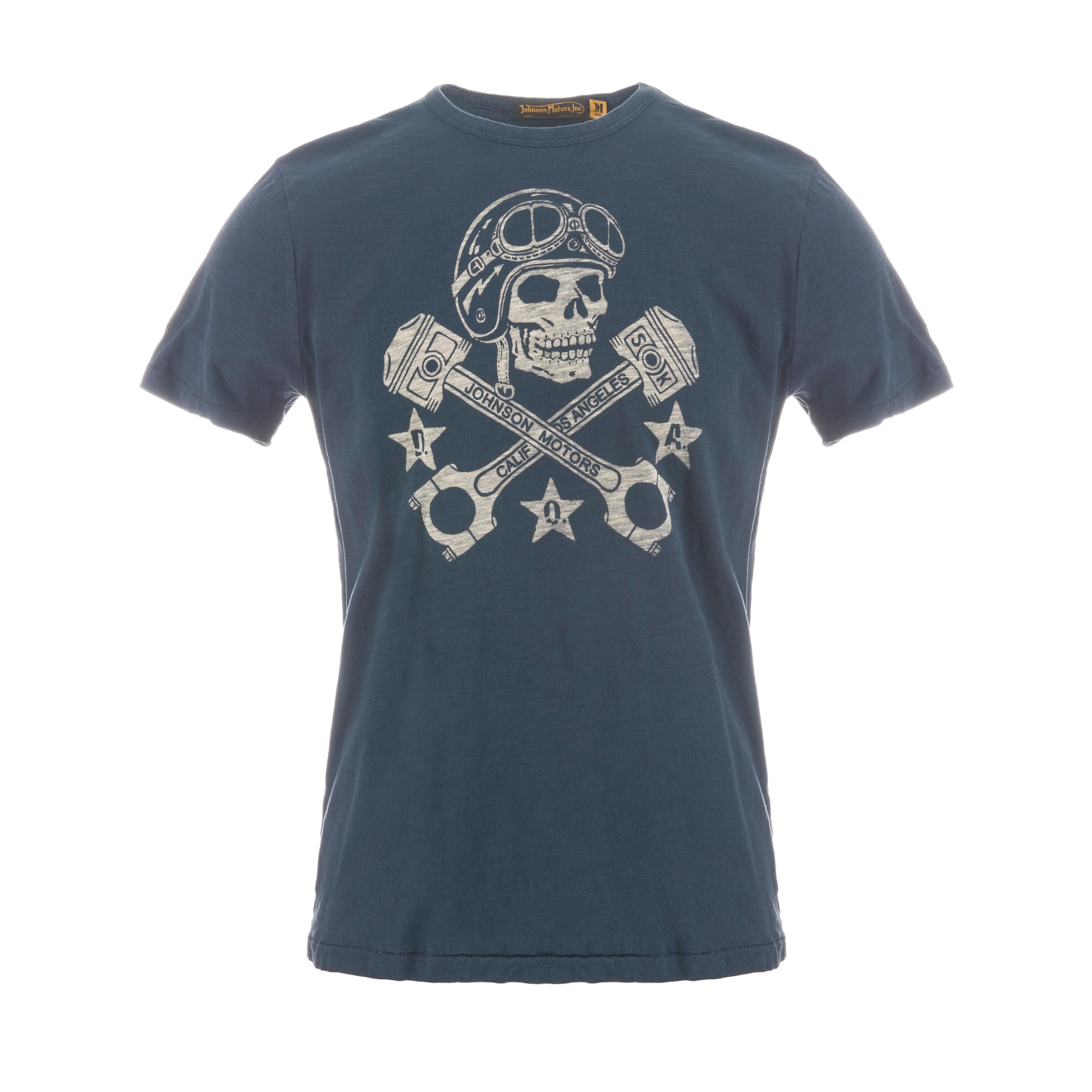 D.O.A. T-Shirt Dead Navy