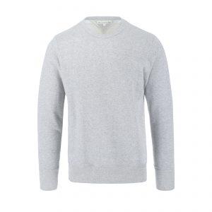 Sweatshirt 346 Grey Melange