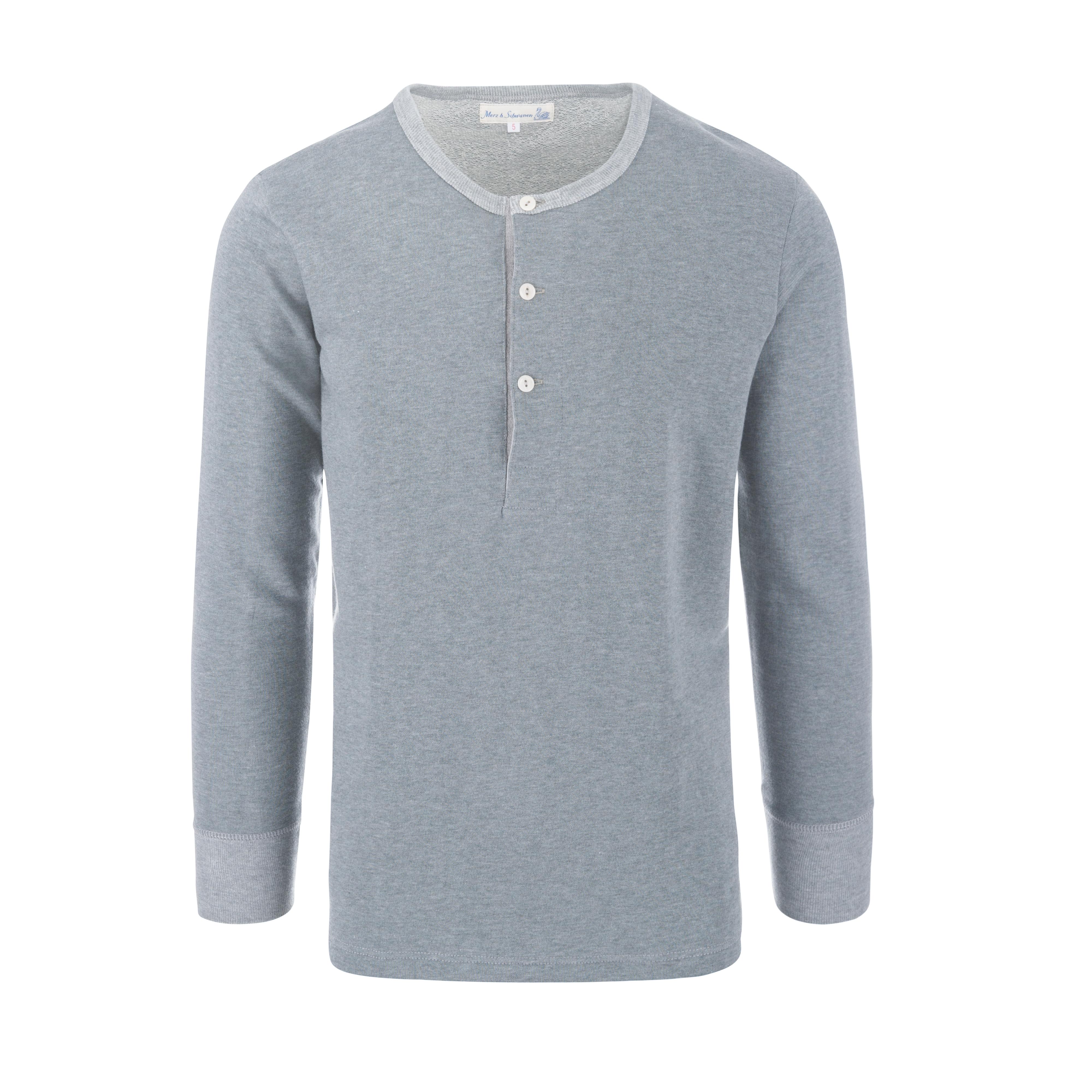 Sweatshirt 3W09 Forest Melange
