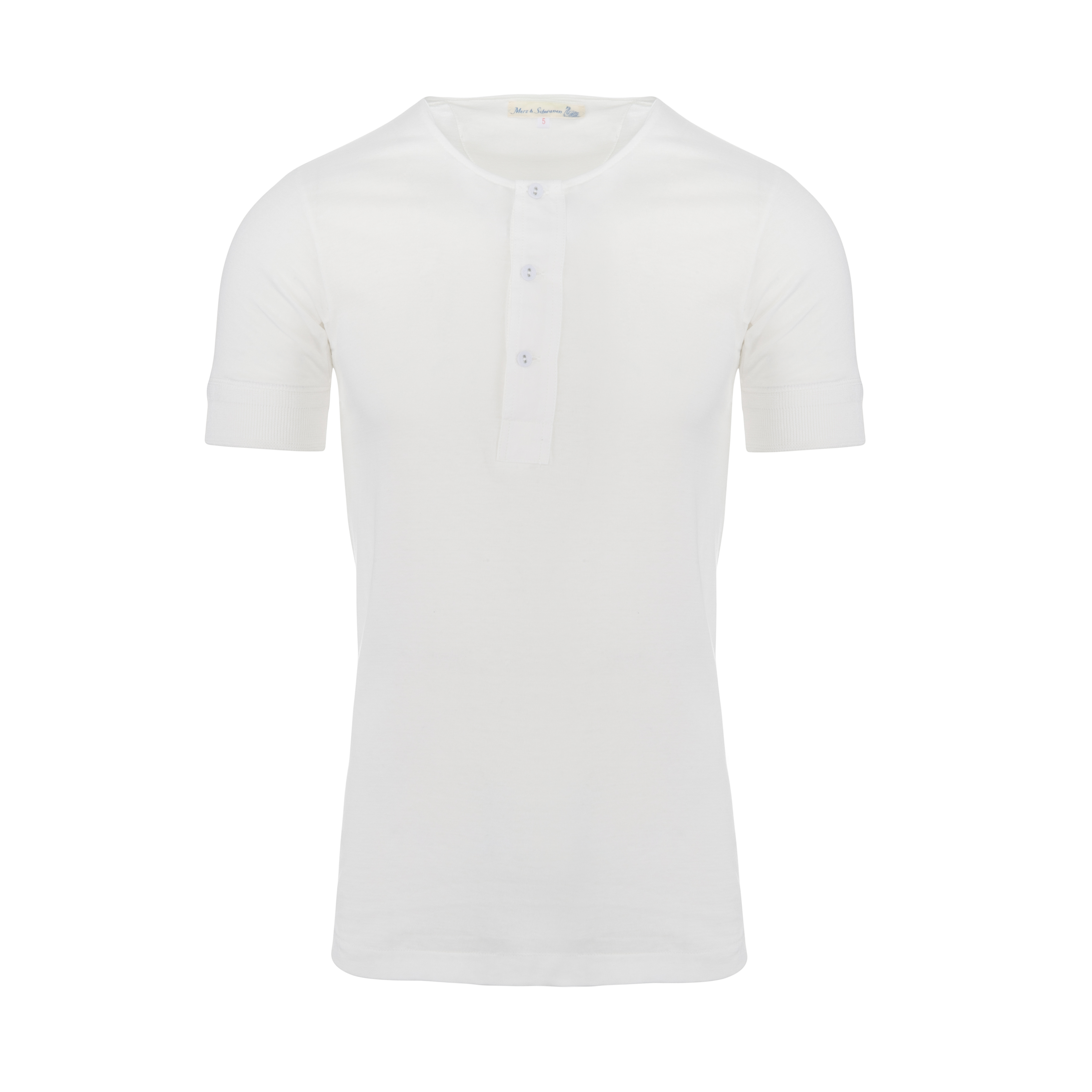 Henley 103 T-Shirt White