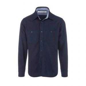 Denim Shirt Navy