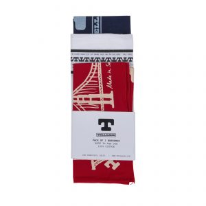 Bandana 3-Pack Red/White/Navy