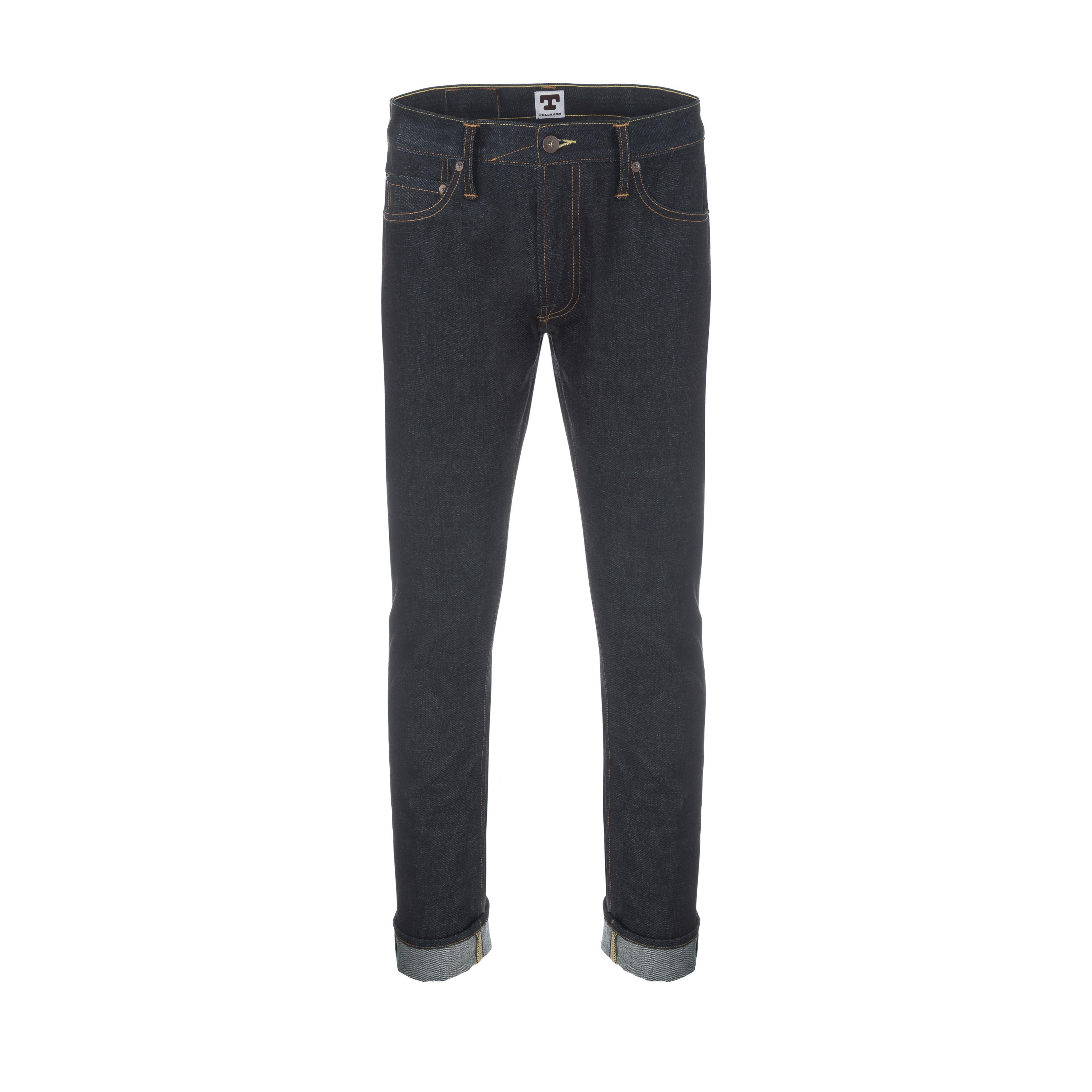 Gustave 14.75oz Raw Denim Jeans Indigo