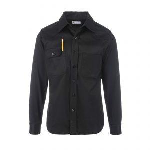 Topper Shirt 7.5oz Black