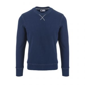 Crew Neck Sweatshirt Blue