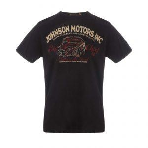 Johnson-Motors-T-Shirt-MMTS16309-Big-Chief-Black-Tar-01-17372