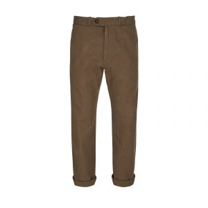 Scarti-Lab-124-SM233-Cotton-Pant-Brown_01-0028-2