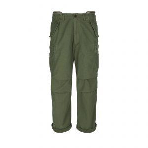 Scarti-Lab-128-SG824-Cotton Pant-Green_01-0057-2